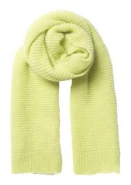 Becksondergaard Janu Wool Mix Scarf - Sunny Lime