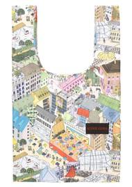 STINE GOYA Idunn Printed Bag - City