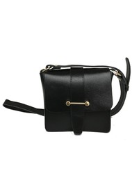 CRAIE Geometrie Leather Bag - Noir