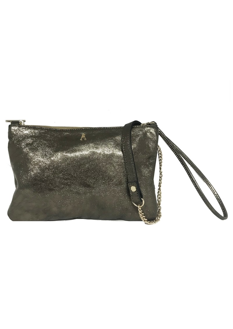 CRAIE Pochoir Leather Bag - Metal main image