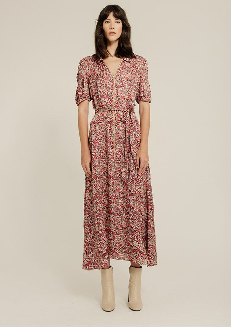 Lily and Lionel Amelia Dress - Wild Rose main image