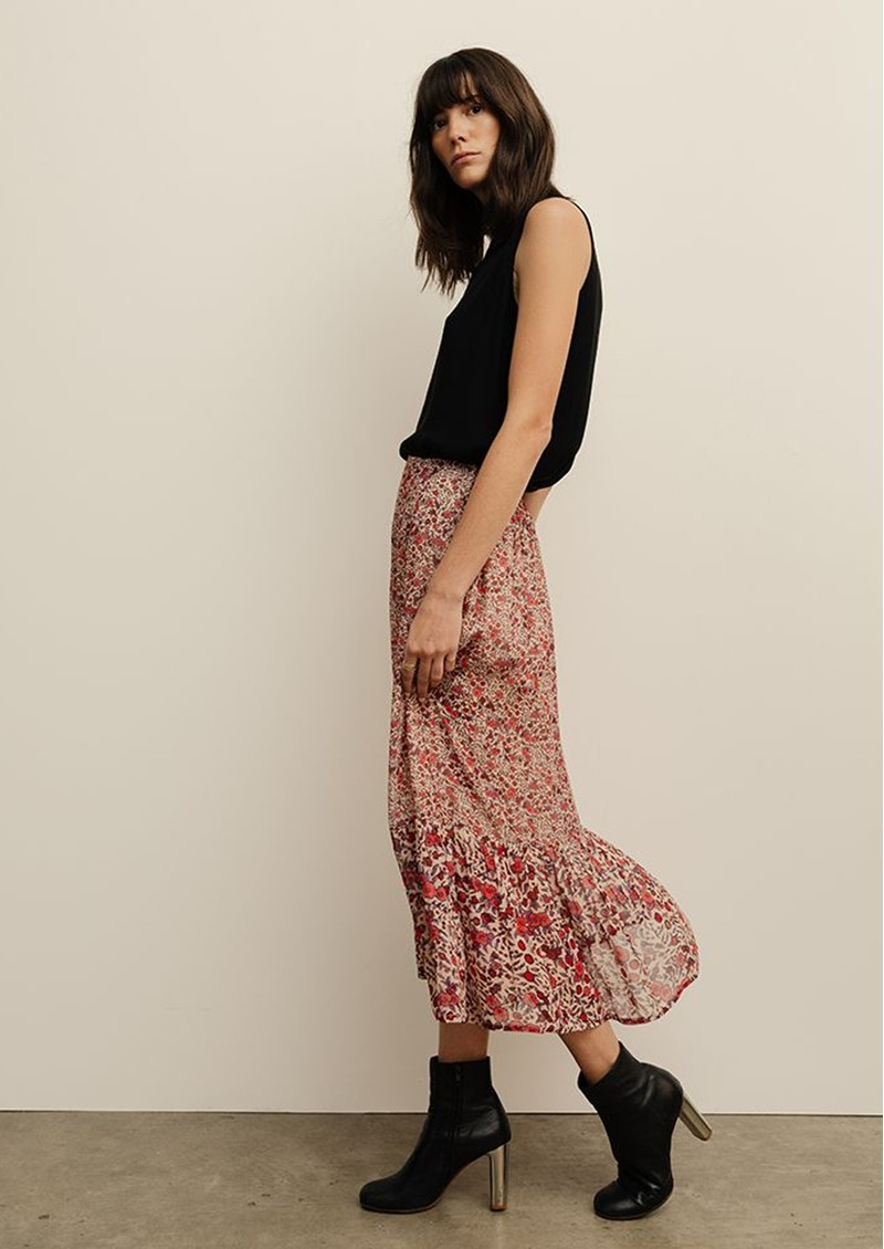 Lily and Lionel Carrie Skirt - Wild Rose main image