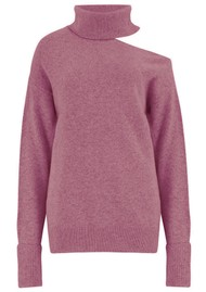 Paige Denim Raundi Sweater - Mesa Rose