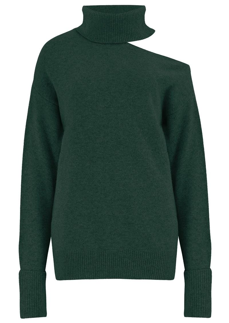 Paige Denim Raundi Sweater - Dark Spruce main image
