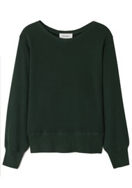 American Vintage Fobye Organic Cotton Sweatshirt - Vintage Alligator
