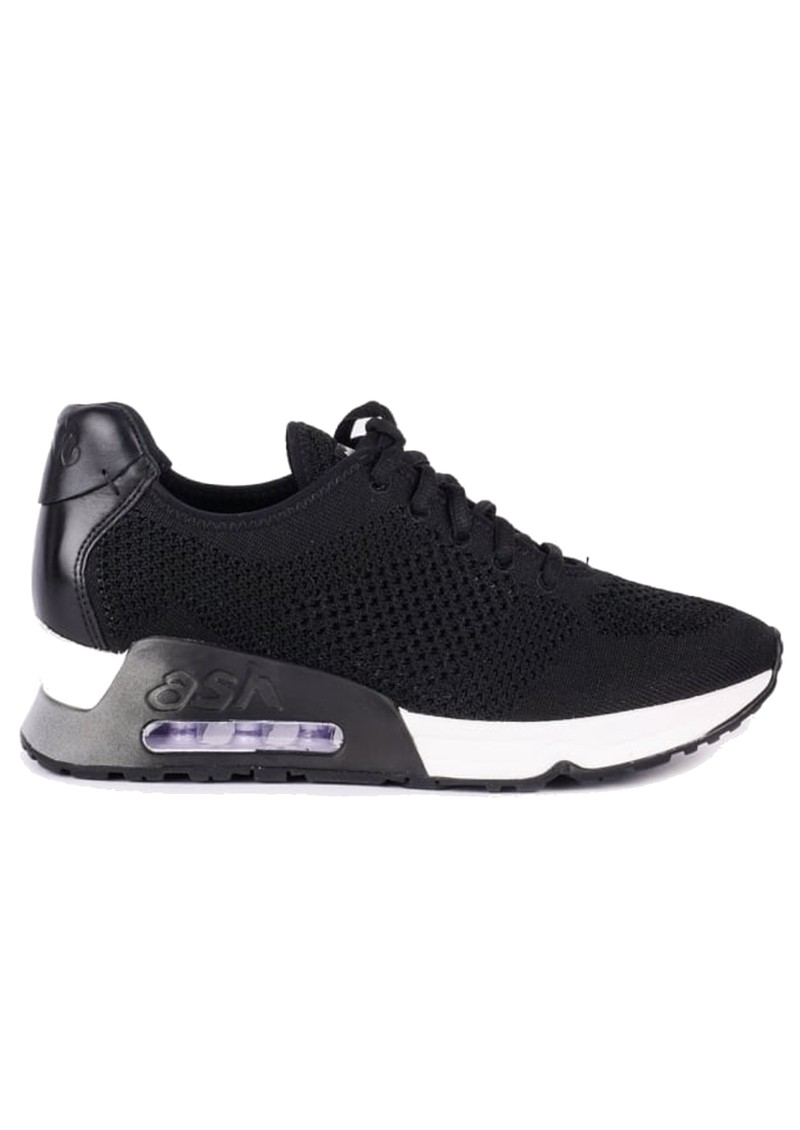 Ash Lucky Knit Trainers - Black main image