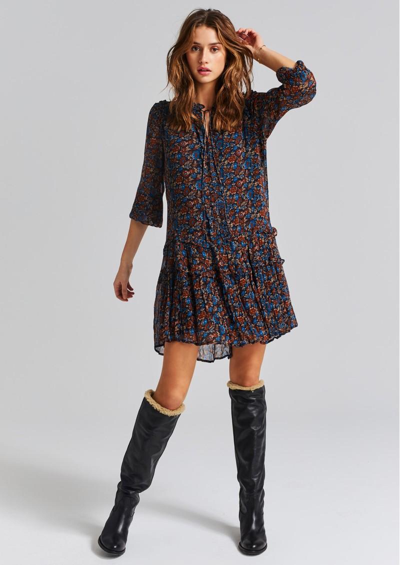 MOLIIN Jacobe Dress - Peacoat main image