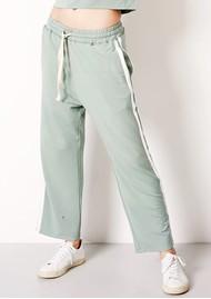 STRIPE & STARE Striped Pant - Khaki Stripe