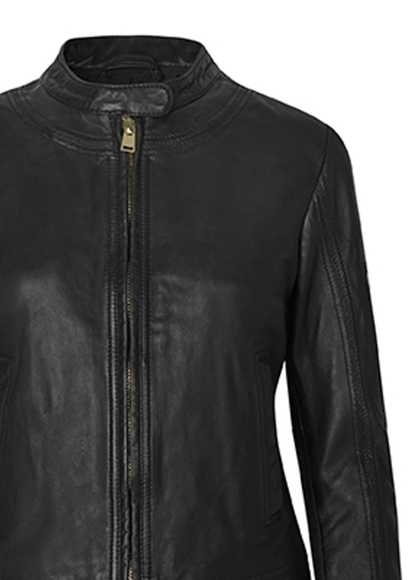 Day Birger et Mikkelsen Day Baldizi Leather Jacket - Black main image