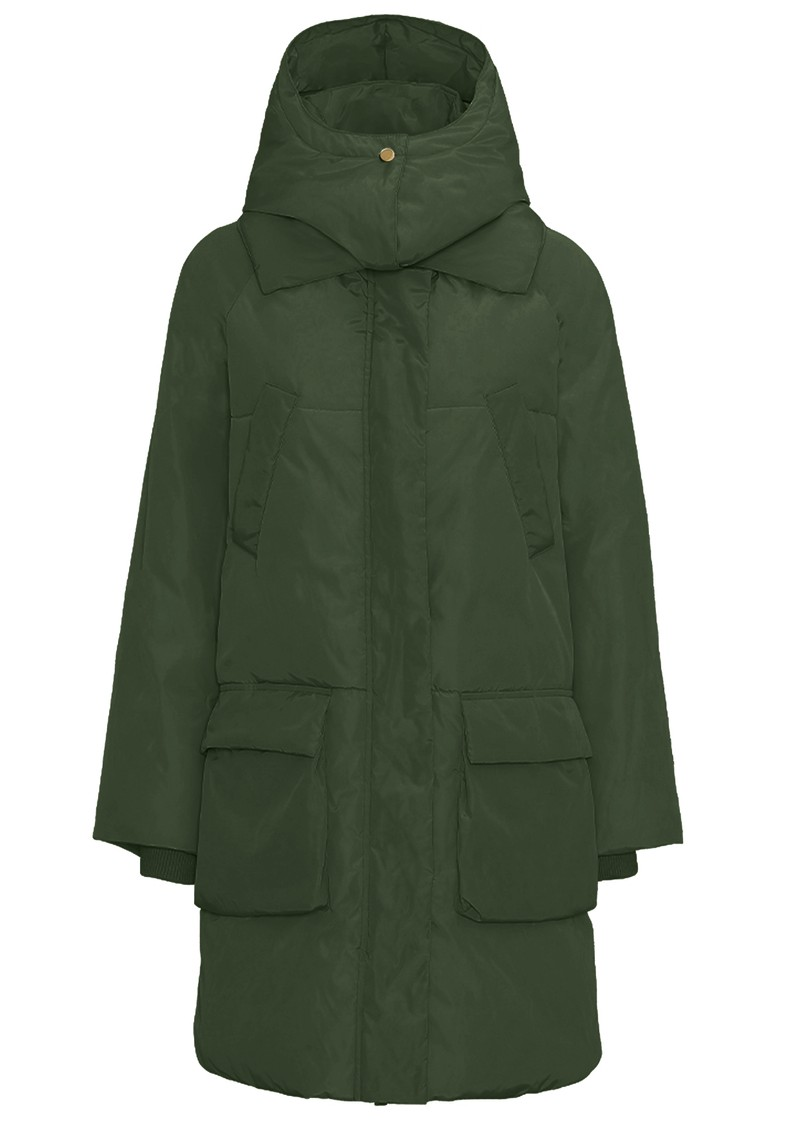 Day New Justine Puffer Coat - Gate main image