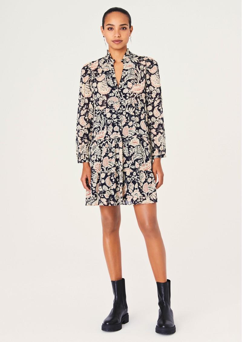 Ba&sh Azur Dress - Black main image