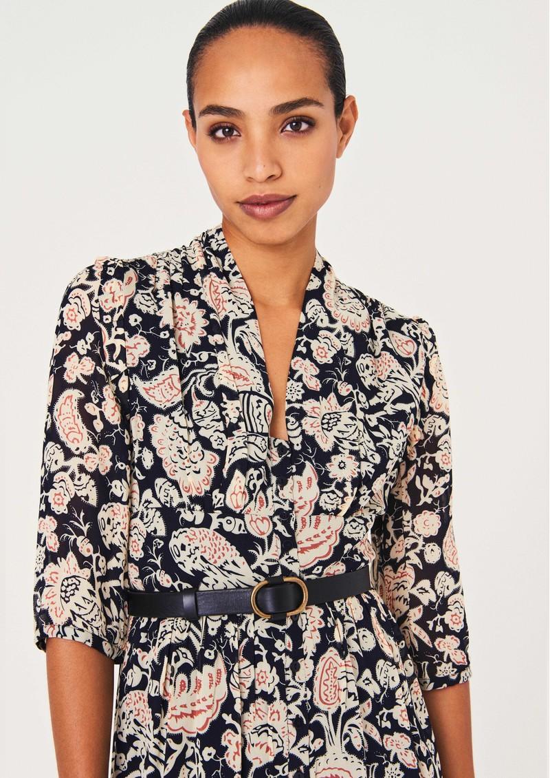 Ba&sh Aline Dress - Black main image