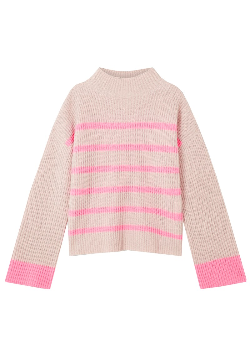 COCOA CASHMERE Robyn Cashmere Jumper - Oatmeal main image