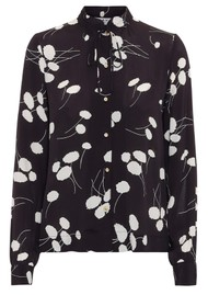 Day Birger et Mikkelsen  Day Heart Blouse - Black