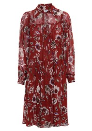 Day Birger et Mikkelsen  Day Mood Dress - Fired Brick