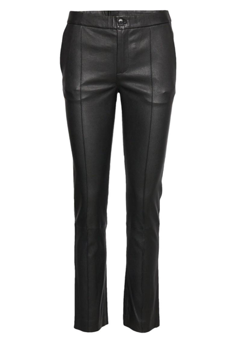 Day Birger et Mikkelsen  Day Doguna Leather Trousers - Black  main image