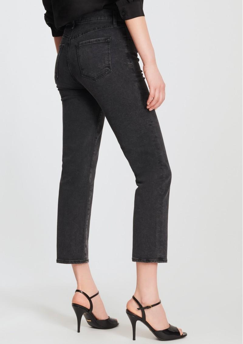 J Brand Alma High Rise Straight Leg Jean - Affect main image