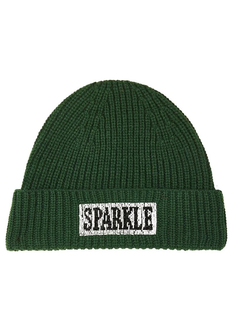 Wacap Knitted Beanie Hat - Palace Green main image