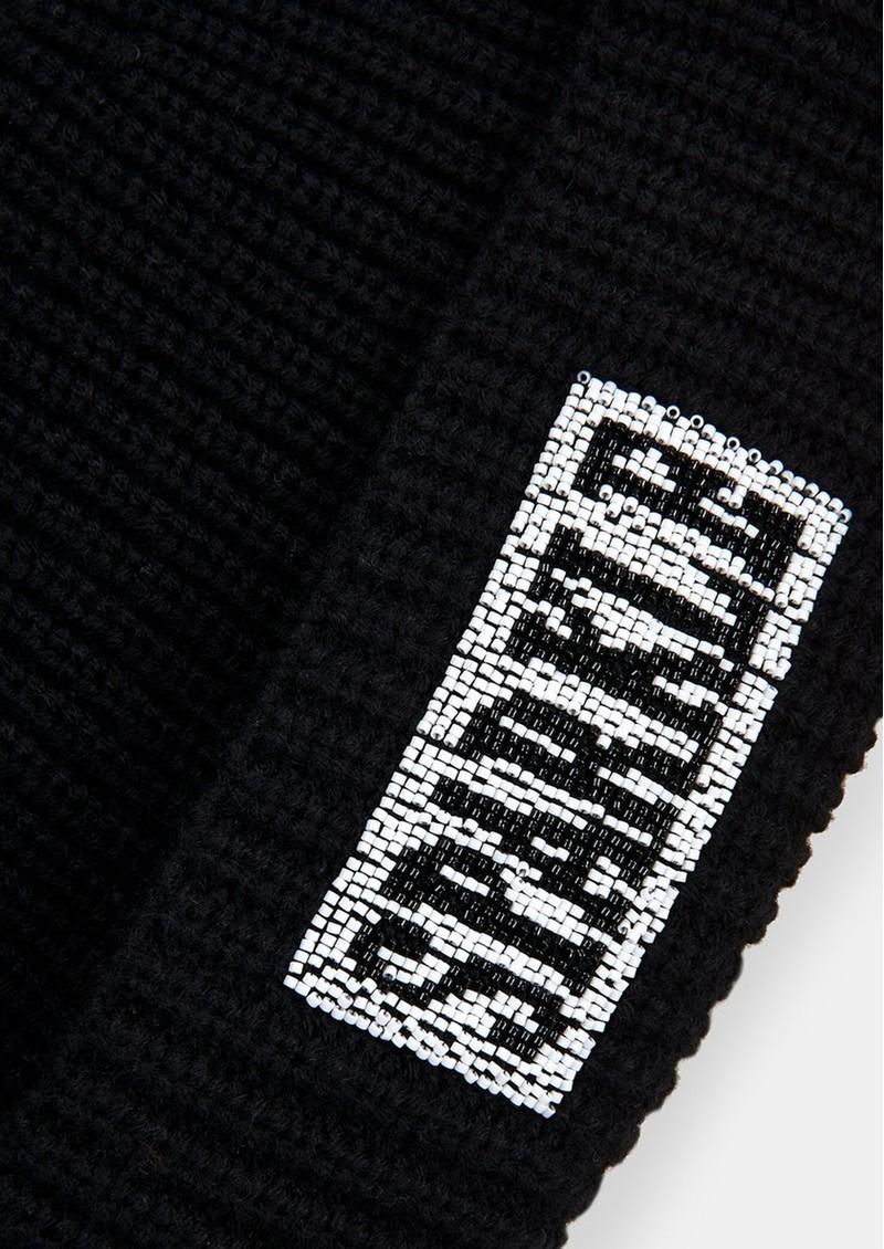 ESSENTIEL ANTWERP Wacap Knitted Beanie Hat - Black main image