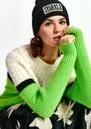 ESSENTIEL ANTWERP Wacap Knitted Beanie Hat - Black