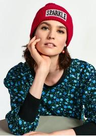 ESSENTIEL ANTWERP Wacap Knitted Beanie Hat - Virt Pink