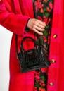 ESSENTIEL ANTWERP Wice Knit Coat - Red & Pink
