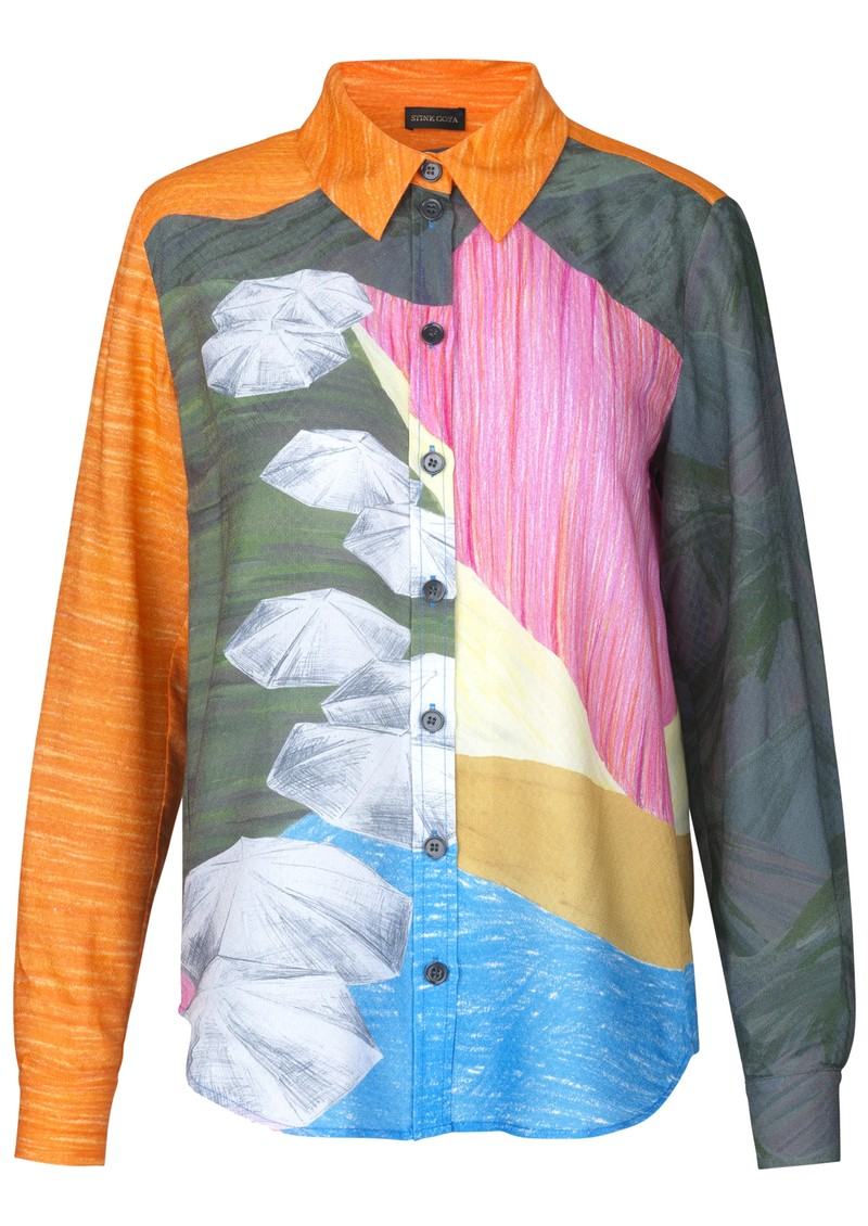 STINE GOYA Maxwell Shirt - Landscape main image