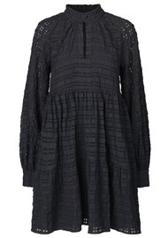 STINE GOYA Jasmine Dress - Gingham Black