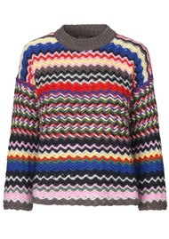 STINE GOYA Rebeka Jumper - Multi