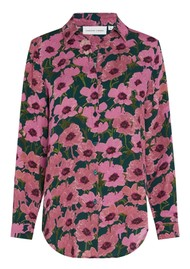 FABIENNE CHAPOT Lily Blouse - Purple Poppies