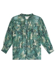 Ba&sh Quincy Blouse - Green