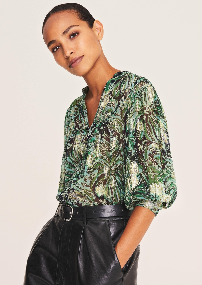 Quincy Blouse - Green main image