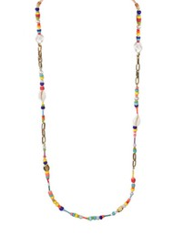 MISHKY Colouful Beaded Glasses Strap - Multi