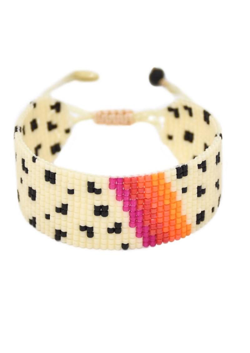 MISHKY Big Rayo Beaded Bracelet - Multi main image