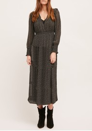 Ba&sh Lucy Dress - Black