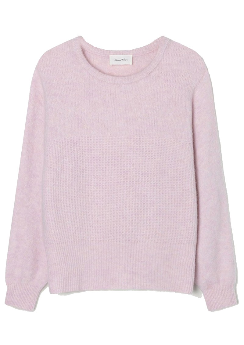 East Long Sleeve Jumper - Baby Lilas main image
