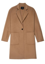 Rails Everest Wool Mix Coat - Camel