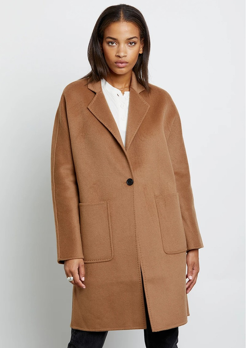 Rails Everest Wool Mix Coat - Camel main image