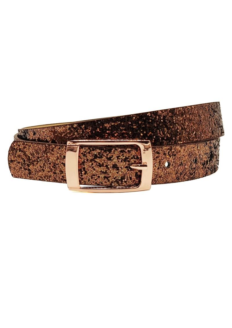 NOOKI Hacienda Glitter Belt - Copper main image