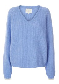 LOLLYS LAUNDRY Aliza Jumper - Light Blue