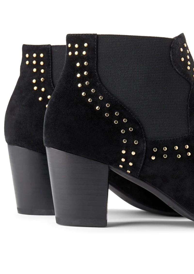 SHOE THE BEAR Toro Suede Boots - Black main image