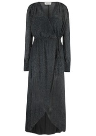BERENICE Resist Maxi Dress - Black