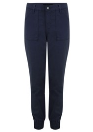 J Brand Arkin Zip Ankle Jogger - Night Out