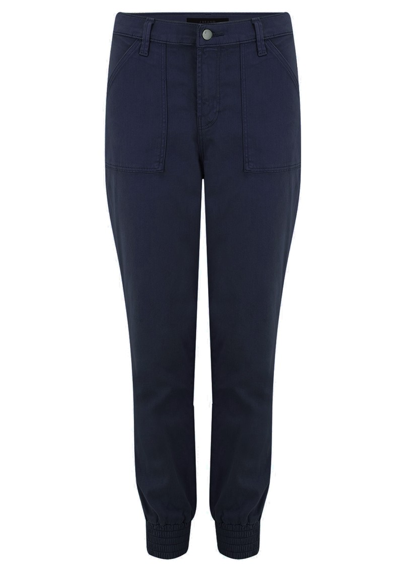 J Brand Arkin Zip Ankle Jogger - Night Out main image