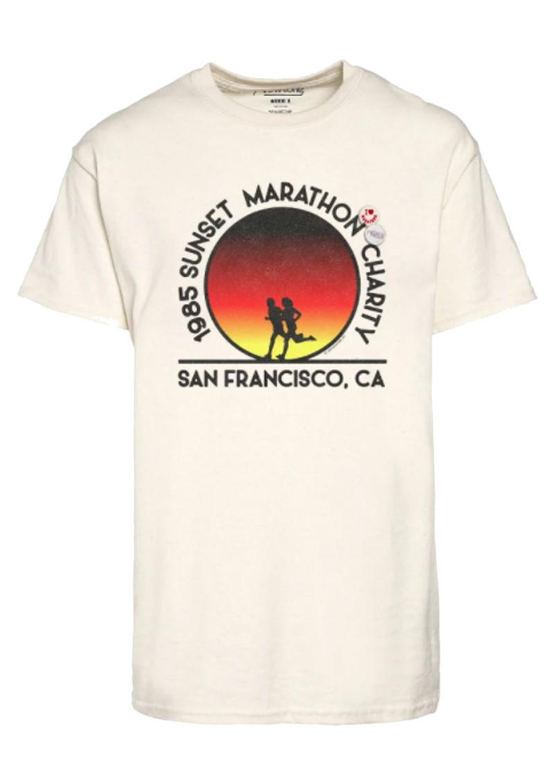 NEWTONE San Fransisco Marathon Trucker T-Shirt - Natural main image
