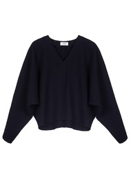 MAYLA Remy Knitted Top - Night