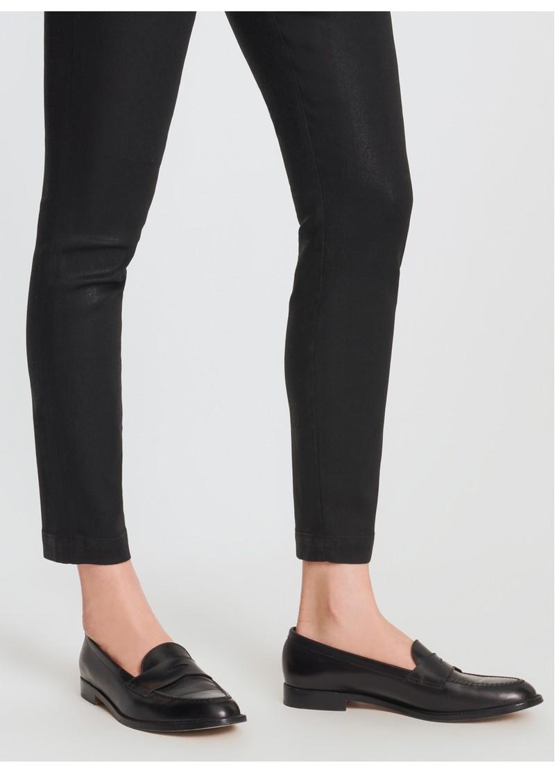 J Brand Dellah High Rise Skinny Coated Legging - Fearful main image
