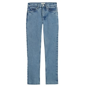 Hedvig High Waisted Tapered 'Mom' Jeans - Blue