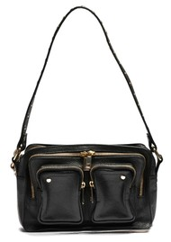 NUNOO Ellie Deluxe Leather Bag - Black