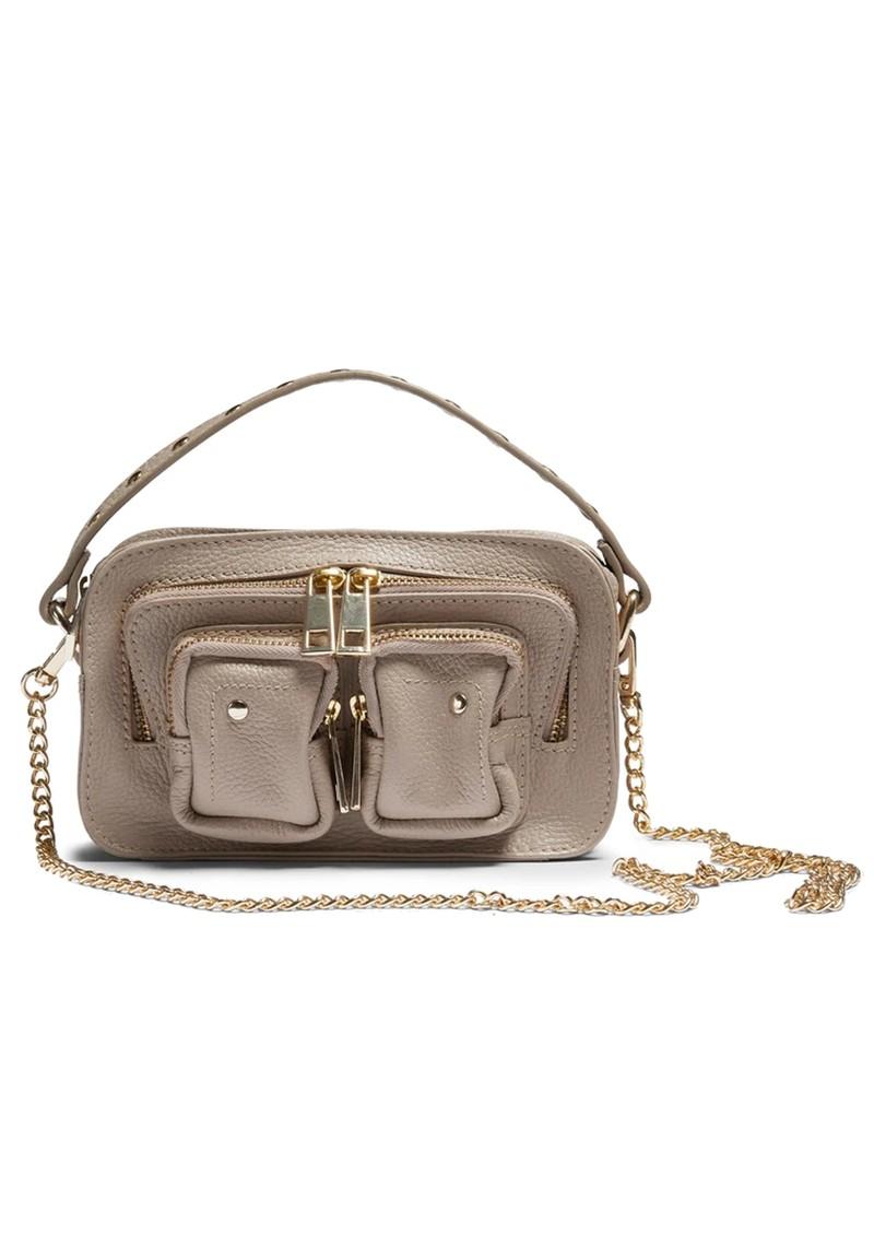 NUNOO Helena Small Deluxe Leather Bag - Grey main image